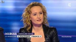 Caroline Roux dans Medias le Mag - 31/03/13 - 02