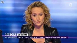 Caroline Roux dans Medias le Mag - 31/03/13 - 03