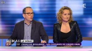 Caroline Roux dans Medias le Mag - 31/03/13 - 04