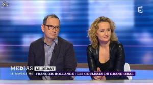 Caroline Roux dans Medias le Mag - 31/03/13 - 06