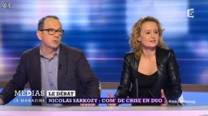 Caroline Roux dans Medias le Mag - 31/03/13 - 13