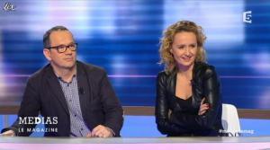 Caroline Roux dans Medias le Mag - 31/03/13 - 14