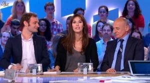 Doria Tillier dans le Grand Journal de Canal Plus - 18/04/13 - 07
