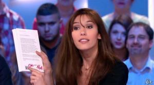 Doria Tillier dans le Grand Journal de Canal Plus - 18/04/13 - 10