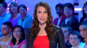 Emilie Besse dans la Nouvelle Edition - 04/04/13 - 03