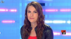 Emilie Besse dans la Nouvelle Edition - 04/04/13 - 10