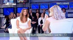 Federica Panicucci et Samatha de Grenet dans Domenica 5 - 17/04/11 - 06