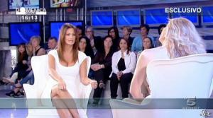 Federica Panicucci et Samatha de Grenet dans Domenica 5 - 17/04/11 - 08