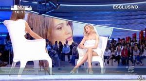 Federica Panicucci et Samatha de Grenet dans Domenica 5 - 17/04/11 - 09