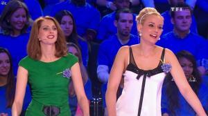 Frédérique Bel et Elodie Gossuin dans Tout le Monde Aime la France - 29/03/13 - 01