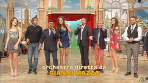 Giovanna Civitillo, Arianna Rendina et Laura Barriales dans Mezzogiorno in Famiglia - 27/01/13 - 02