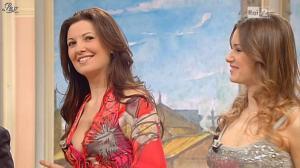 Giovanna Civitillo et Arianna Rendina dans Mezzogiorno in Famiglia - 27/01/13 - 12
