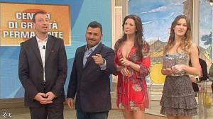 Giovanna Civitillo et Arianna Rendina dans Mezzogiorno in Famiglia - 27/01/13 - 18