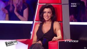 Jenifer Bartoli dans The Voice - 04/05/13 - 01