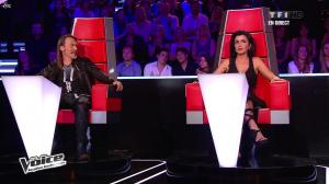 Jenifer Bartoli dans The Voice - 04/05/13 - 02