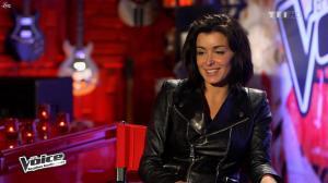 Jenifer Bartoli dans The Voice - 04/05/13 - 04