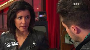 Jenifer Bartoli dans The Voice - 04/05/13 - 09
