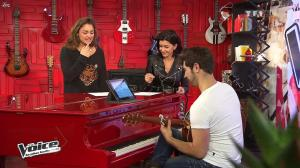 Jenifer Bartoli dans The Voice - 04/05/13 - 15