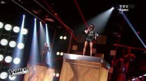 Jenifer Bartoli dans The Voice - 27/04/13 - 01