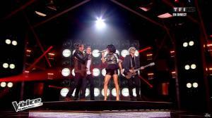 Jenifer Bartoli dans The Voice - 27/04/13 - 04