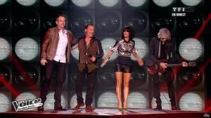 Jenifer Bartoli dans The Voice - 27/04/13 - 06
