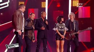Jenifer Bartoli dans The Voice - 27/04/13 - 10