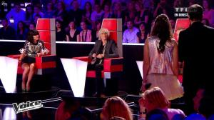 Jenifer Bartoli dans The Voice - 27/04/13 - 18