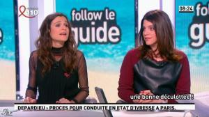 Julia Molkhou et Marie Audran dans la Matinale - 05/04/13 - 05
