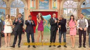 Laura Barriales, Arianna Rendina et Lorena Bianchetti dans Mezzogiorno in Famiglia - 13/01/13 - 01