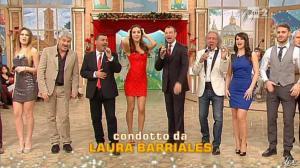 Laura Barriales, Arianna Rendina et Lorena Bianchetti dans Mezzogiorno in Famiglia - 30/12/12 - 005