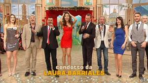 Laura Barriales, Arianna Rendina et Lorena Bianchetti dans Mezzogiorno in Famiglia - 30/12/12 - 006