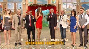 Laura Barriales, Arianna Rendina et Lorena Bianchetti dans Mezzogiorno in Famiglia - 30/12/12 - 010