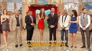 Laura Barriales, Arianna Rendina et Lorena Bianchetti dans Mezzogiorno in Famiglia - 30/12/12 - 011