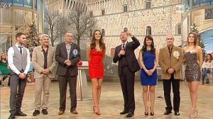 Laura Barriales, Arianna Rendina et Lorena Bianchetti dans Mezzogiorno in Famiglia - 30/12/12 - 065