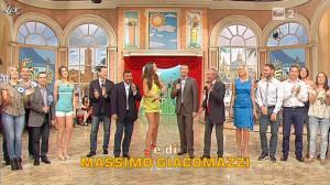 Laura Barriales, Arianna Rendina et Matilde Brandi dans Mezzogiorno in Famiglia - 27/10/12 - 02