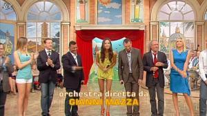 Laura Barriales, Arianna Rendina et Matilde Brandi dans Mezzogiorno in Famiglia - 27/10/12 - 03