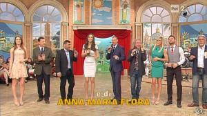 Laura Barriales, Arianna Rendina et Matilde Brandi dans Mezzogiorno in Famiglia - 31/03/13 - 02