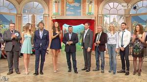 Laura Barriales et Arianna Rendina dans Mezzogiorno in Famiglia - 19/01/13 - 07