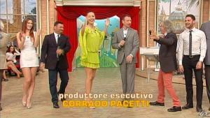 Laura Barriales et Arianna Rendina dans Mezzogiorno in Famiglia - 23/03/13 - 02