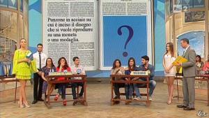 Laura Barriales et Arianna Rendina dans Mezzogiorno in Famiglia - 23/03/13 - 12