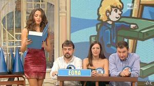 Laura Barriales dans Mezzogiorno in Famiglia - 02/12/12 - 10