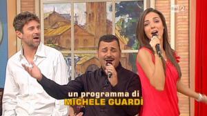 Laura Barriales dans Mezzogiorno in Famiglia - 04/11/12 - 01