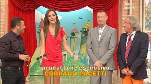 Laura Barriales dans Mezzogiorno in Famiglia - 04/11/12 - 04