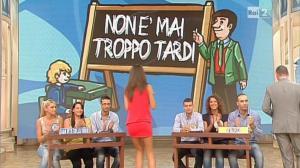 Laura Barriales dans Mezzogiorno in Famiglia - 04/11/12 - 10