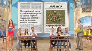 Laura Barriales dans Mezzogiorno in Famiglia - 04/11/12 - 13