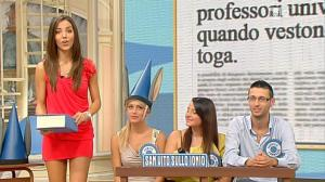 Laura Barriales dans Mezzogiorno in Famiglia - 04/11/12 - 19