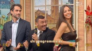 Laura Barriales dans Mezzogiorno in Famiglia - 09/12/12 - 01