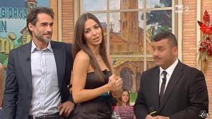 Laura Barriales dans Mezzogiorno in Famiglia - 09/12/12 - 04