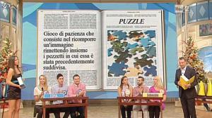 Laura Barriales dans Mezzogiorno in Famiglia - 09/12/12 - 09