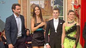 Laura Barriales dans Mezzogiorno in Famiglia - 09/12/12 - 14